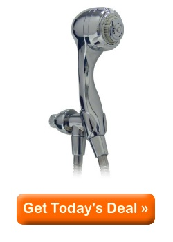 Niagara Conservation 2.0 Gpm Handheld Massage Showerhead reviews
