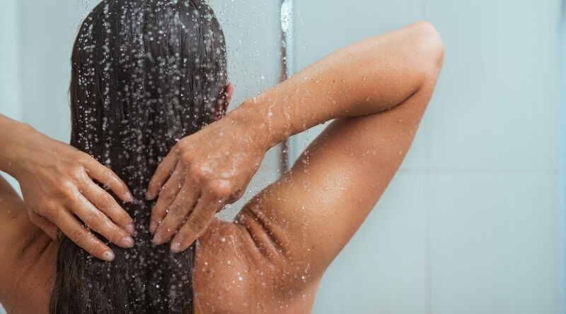 showering mistakes