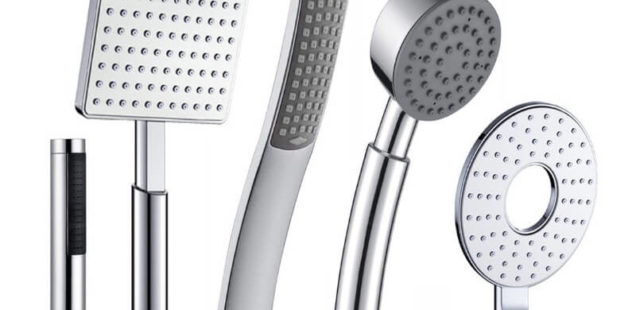 shower head types