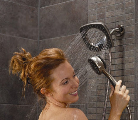 3 little known benefits of owning a good shower head in your bathroom