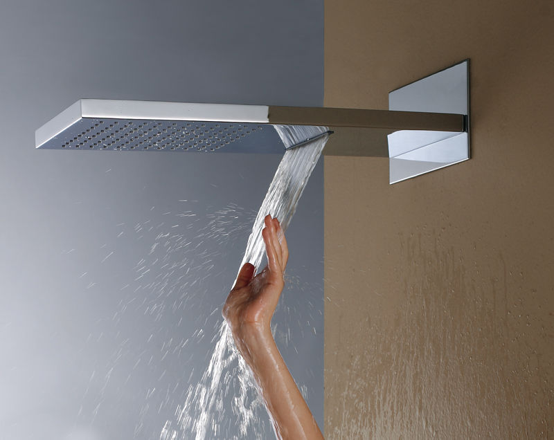 Saving Tips for Buying New Waterfall Shower Heads