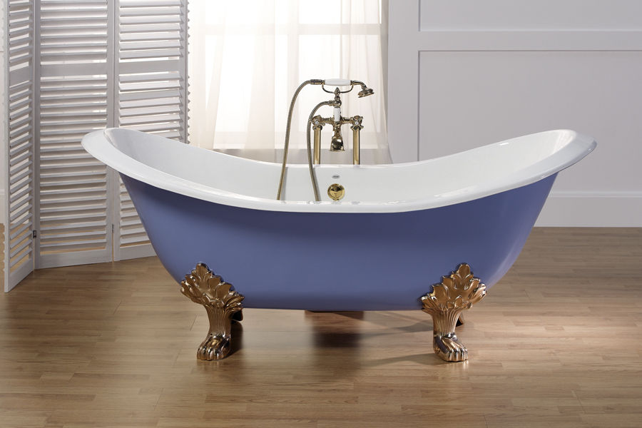 are cast iron bathtubs better than acrylic bathtubs?