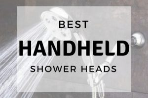 best handheld shower heads
