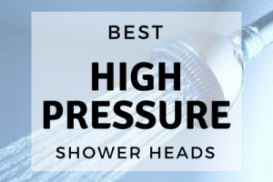 best high pressure shower heads
