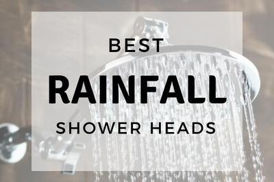 rain fall shower heads
