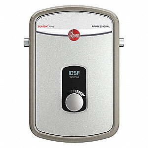 rheem 13 tankless water heater